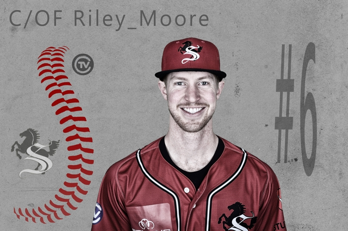 BB1 Riley Moore # 6 C/OF
