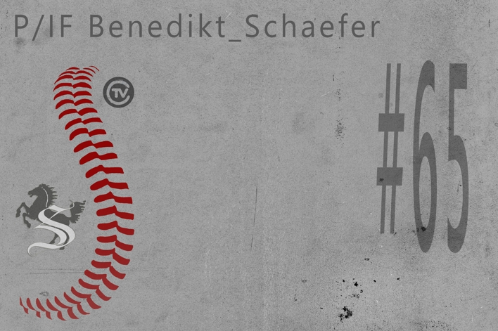 BB2 Benedikt Schaefer #65 P/IF