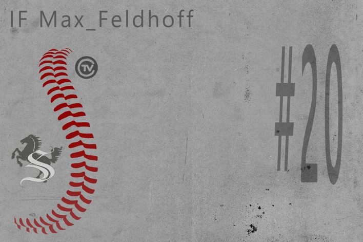 BB2 Max Feldhoff #20 IF