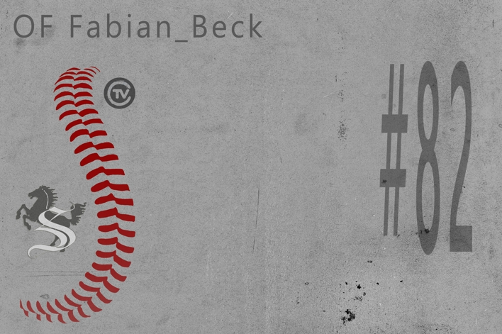 JUN Fabian Beck #82 OF