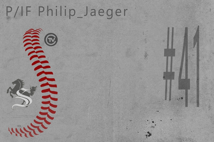 JUN Philip Jaeger #41 P/IF