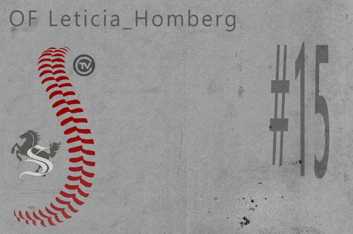 U16 Leticia Homberg #15 OF