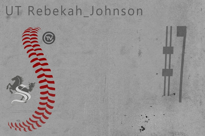 U16 Rebekah Johnson # 7 UT