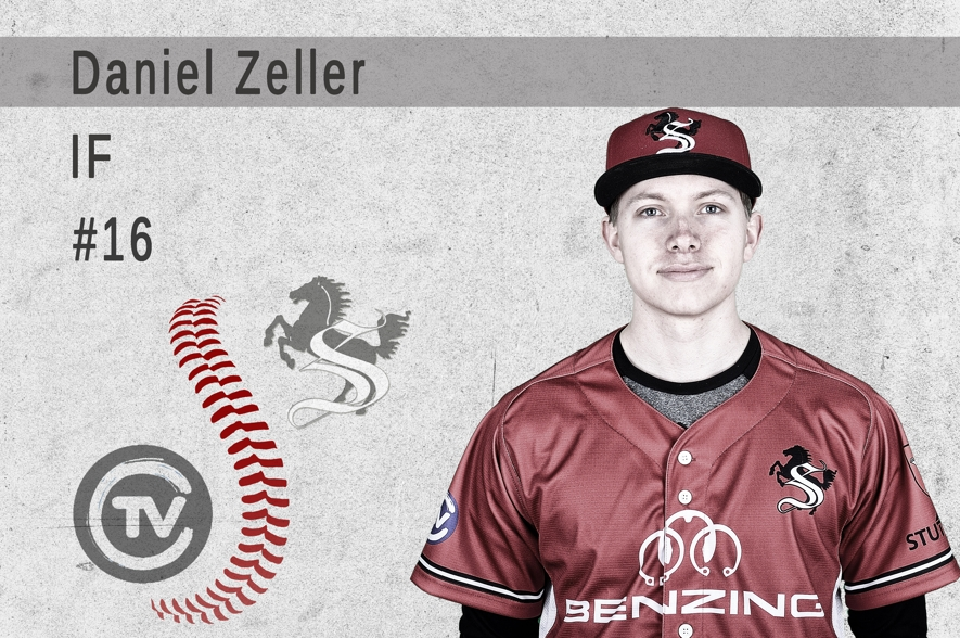 BB1 Daniel Zeller #16 IF