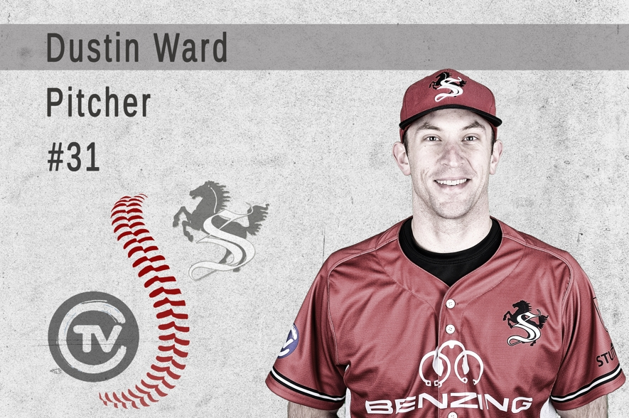 BB1 Dustin Ward #31 P