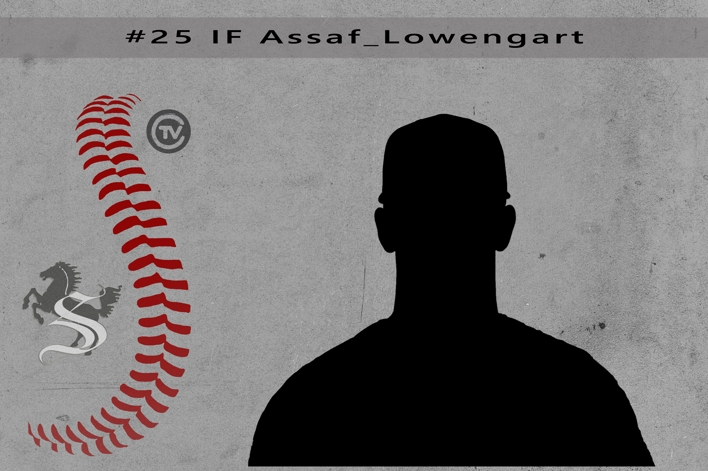 BB1 Assaf Lowengart #25 IF