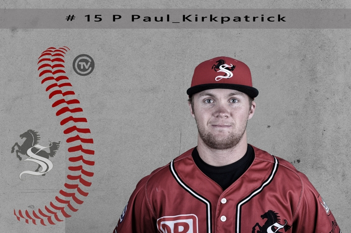 BB1 Paul Kirkpatrick #15 P