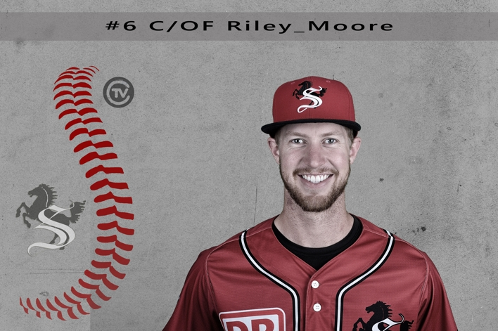 BB1 Riley Moore # 6 C/1B