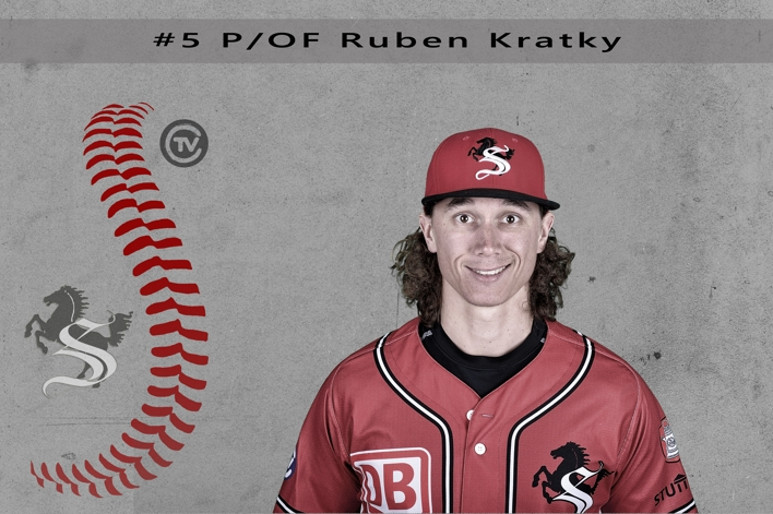BB1 Ruben Kratky # 5 P/Of