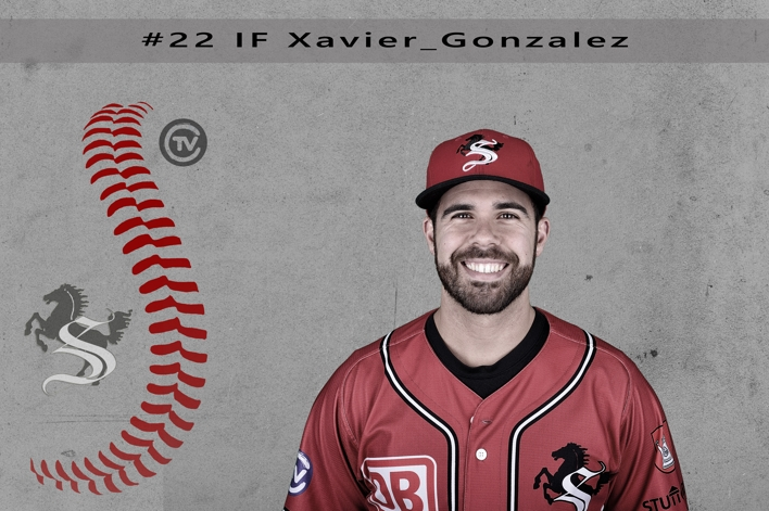 BB1 Xavier Gonzalez #22 IF